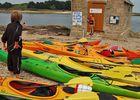 Plougrescant kayak de mer