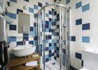 Salle d'eau - Hôtel Aubade - Saint-Malo