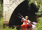 Visite de Quimperlé en kayak