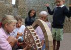 Visite famille- A la Claire Fontaine - Saint-Malo