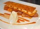 Fines Feuilles de pommes, crème caramel au beurre salé (4).Jpg
