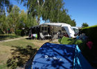 Camping la Plage de Cleut-Rouz
