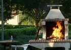 Barbecue les petites pyrenees AURIGNAC RN