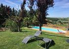Gîte La Grange de Castelys piscine MONES