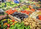 Illustration Légumes marché TIS