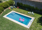 Photo piscine haut