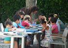 animation enfants camping du moulin MARTRES TOLOSANE