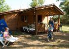 chalet camping du moulin MARTRES TOLOSANE