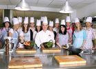 equipe atelier cuisine LAUNAGET RN