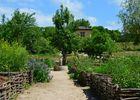 jardin abbaye bonnefotn PROUPIARY