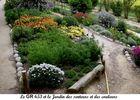 jardin des senteur GR653 et jardin RAMONVILLE © Rando-plaisirs