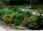 jardin des senteur jardin et ecritaux RAMONVILLE © Rando-plaisirs