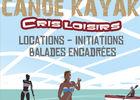 Activité Nautique Cris Loisirs Stand Up Kayak Lacanau 5