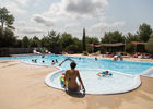 camping des pins piscine famille