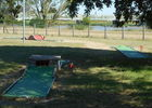 Camping le Jardin de Sully _ Mini golf