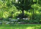 Une pause au Parc Floral