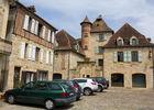 Bretenoux - Maisons à Colombages, Place des Consuls