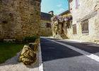 01Les Arques - Ruelles & maison de pierres© Lot Tourisme - C. Sanchez