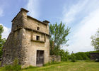06Lieu dit le Bécarde - patrimoine batît en pierre © Lot Tourisme - C. Sanchez