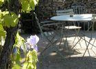 vigne et terrasse