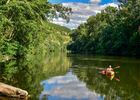 Activté canoë au camping les Cournoulises_02 © Lot Tourisme - C. ORY