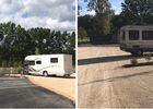 Aire de camping-cars-St Medard de Presque-emplacement 2