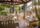 Auberge de Lile-creysse - Terrasse couverte