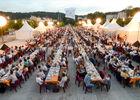 Banquet du Festival Lot of Saveurs 2014--Lot Tourisme - CRT Midi-Pyrénées, P. THEBAULT