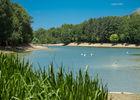 Baignade au plan d'eau Ecoute s'il pleut à Gourdon_03 © Lot Tourisme - C. ORY