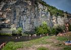Baignade dans la Dordogne à Gluges_02 © Lot Tourisme - C. ORY
