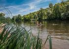 Baignade dans la Dordogne à Vayrac_03 © Lot Tourisme - C. ORY