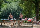 Baignade dans la Dordogne à Vayrac_12 © Lot Tourisme - C. ORY