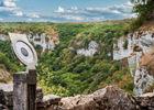 Entre Gramat et Rocamadour - Belvédère avec vue sur le Canyonn de l'Alzou © Lot Tourisme - C. ORY