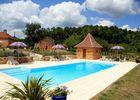 Boussagou - Le Muguet - 12x5m pool