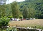 Camping à la campagne 1 - Camping le Vaurette - Argentat - Vallée de la Dordogne
