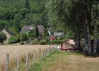 Camping à la campagne 3 - Camping le Vaurette - Argentat - Vallée de la Dordogne