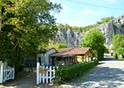 Camping les Falaisqes-Gluges