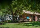 Chalet safari et mobil-home - Camping du Port, Creysse_11 © Lot Tourisme - C. ORY