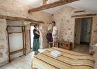 Chambre - gîte d'étape Poudally à Lalbenque_04 © Lot Tourisme - C. ORY