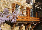 Chambre d'hôtes -  balcon