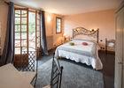 une chambre avec terrasse privative