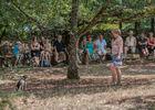 Démonstraion de cavage (recherche de truffe) 02 © Lot Tourisme - C. ORY