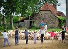 Découverte des moutons à lunettes du Quercy_03 © Lot Tourisme - C. ORY
