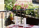 Déjeuner en terrasse - La Bastidie - Noailhac