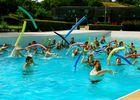 Domaine du Surgie - la piscine