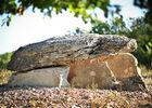 Gréalou - Dolmen de Pech Laglaire