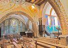 Eglise St Geaorge - St Cirq Madelon 1 - JM Caron