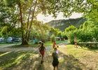 Espace de jeux - camping les Cournoulises_15 © Lot Tourisme - C. ORY