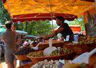 Foire de Caminel - les olives