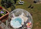 Fred & Jules-Beaulieu-spa dans sa bulle